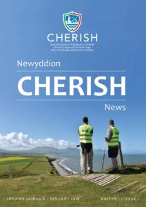 Cover of the CHERISH News Letter Vol. 1
